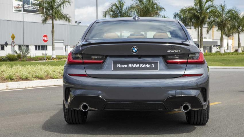 BMW 320i 5 Years Edition