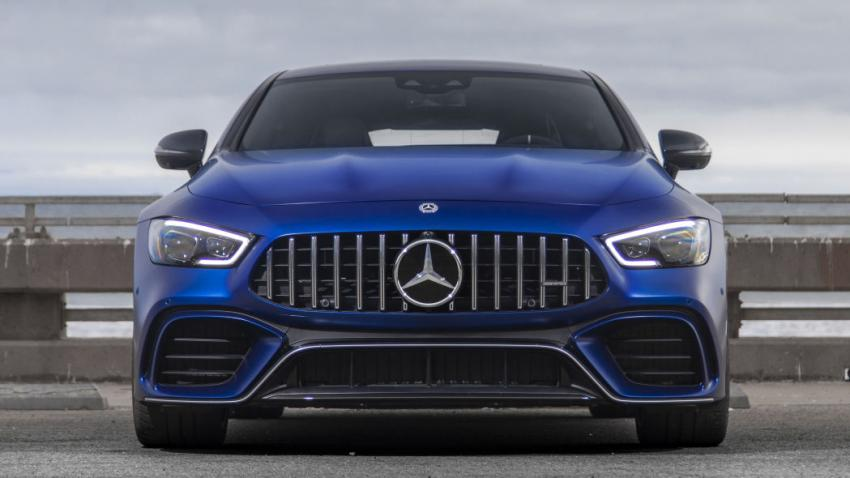 Mercedes AMG GT 63S